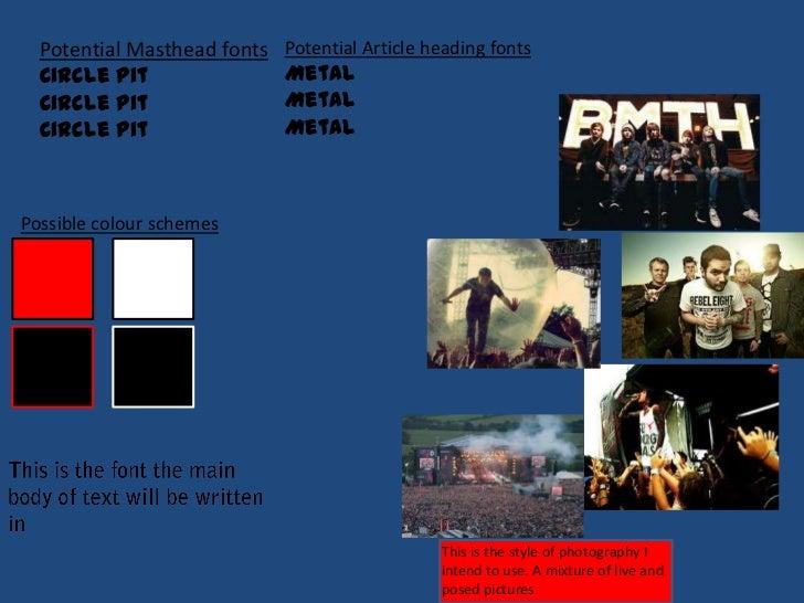 Style sheet Slide 2