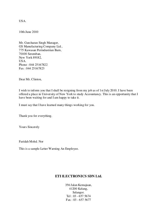 board of director letter of resignation templates board of directors