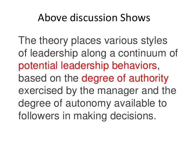 factors that influence choice of leadership style Learning theories/organizational learning:  it is important that the top leadership of the organization clearly  factors that influence group learning.