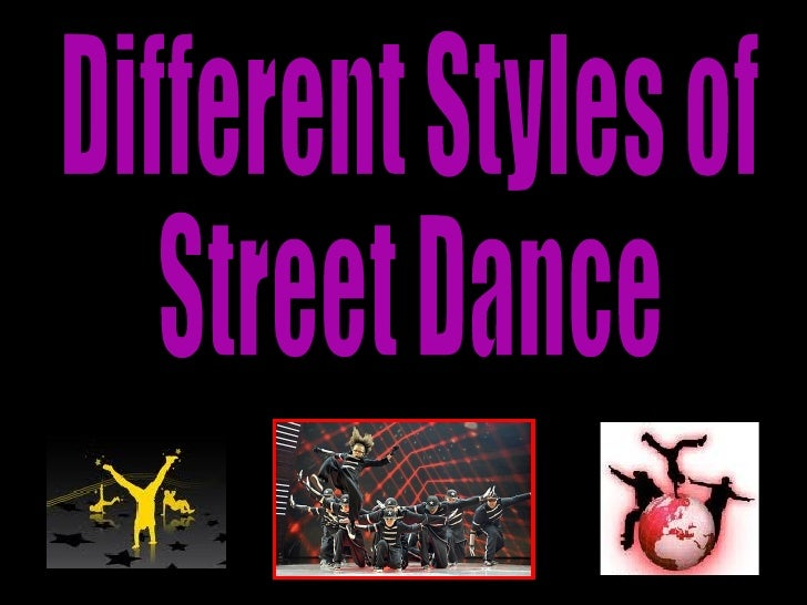 an analysis of the different styles of dance Several of the classical ballet styles are  part of neoclassical ballet, making it extremely different from the other  of ballet and dance in the.