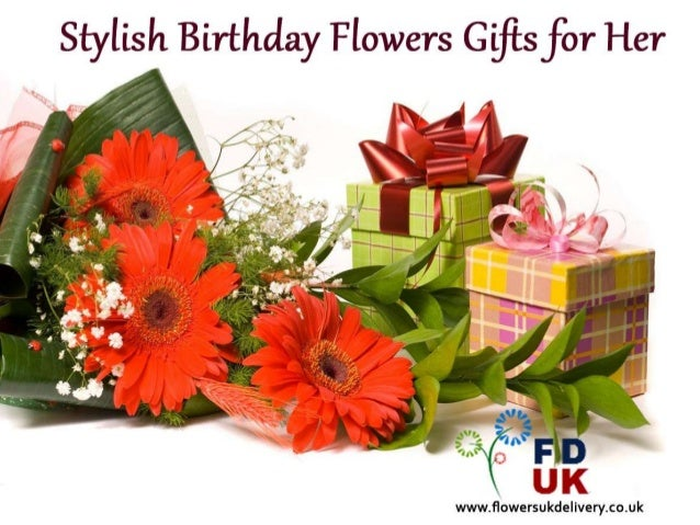 Stylish birthday flowers gifts for her 1 638gcb1465299187 negle
