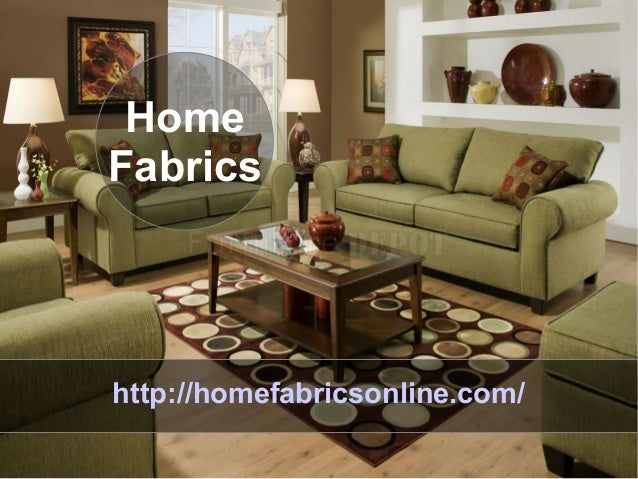 Stylish Home Decorating Ideas With Designer Home Fabrics