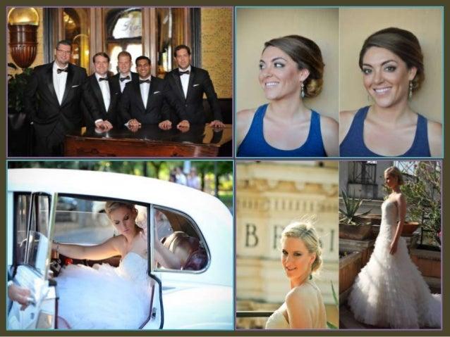 Stylish Wedding in Rome Slide 2