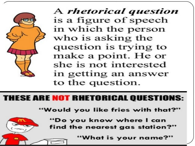 formal essay rhetorical question Apart from the formal diction, the employment of various rhetorical devices greatly contributed to the vividness and persuasive effect of the successful speech rhetorical question is a figure of speech in the form of a question posed for its persuasive effect without the expectation of a reply.