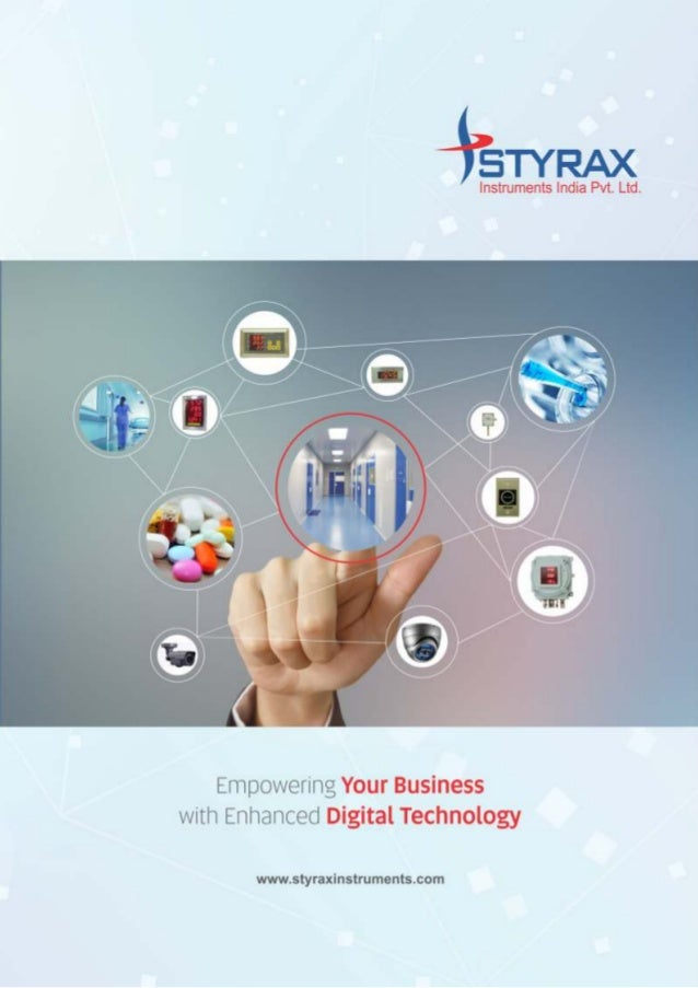 Security Systems By Styrax Instruments India Private Limited