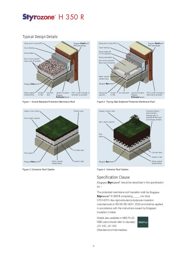 Stryrozone Roof Garden Systems