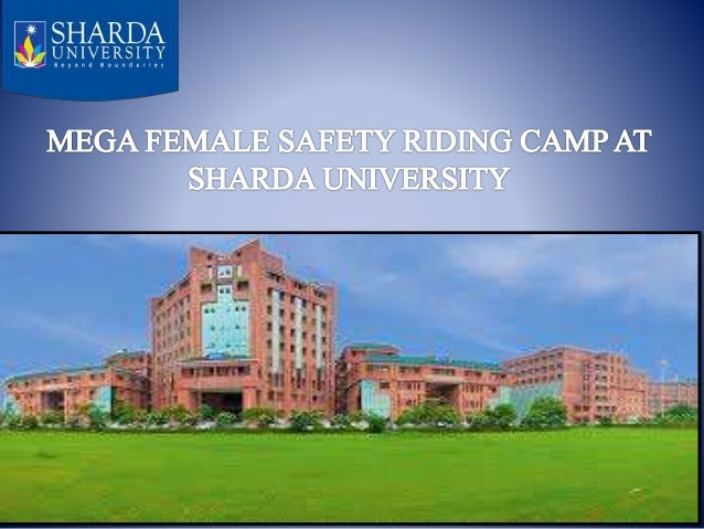 •Venue-Sharda University Noida •Date- 04th & 05 September'15 •Honda Motorcycle & Scooter India Pvt Ltd conducted two days ...