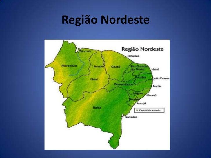 Região Nordeste<br />