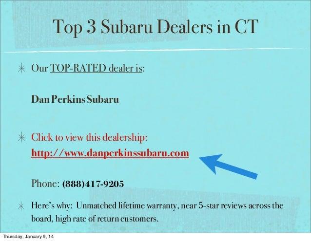 Subaru Dealers Ct >> Subaru Dealers In Ct Connecticut Top 3 Dealers