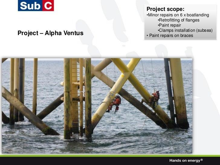 Project scope:                         •Minor repairs on 6 x boatlanding                               •Retrofitting of fl...