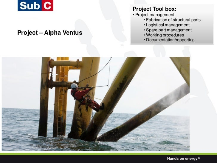 Project Tool box:                         • Project management                               • Fabrication of structural p...