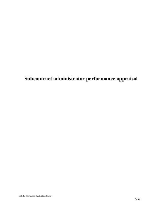 subcontract administrator performance appraisal 1 638 jpg cb 1432869198
