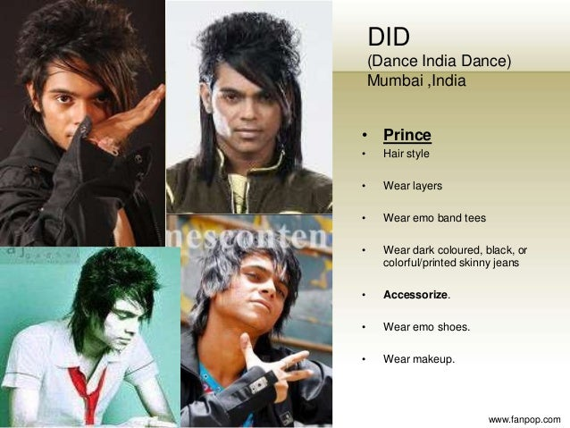Popular Subcultures And Influences By Riwii MahQ - Dancer prince hairstyle
