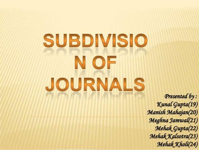 Presented by : Kunal Gupta(19) Manish Mahajan(20) Meghna Jamwal(21) Mehak Gupta(22) Mehak Kalsotra(23) 1 Mehak Kholi(24)
