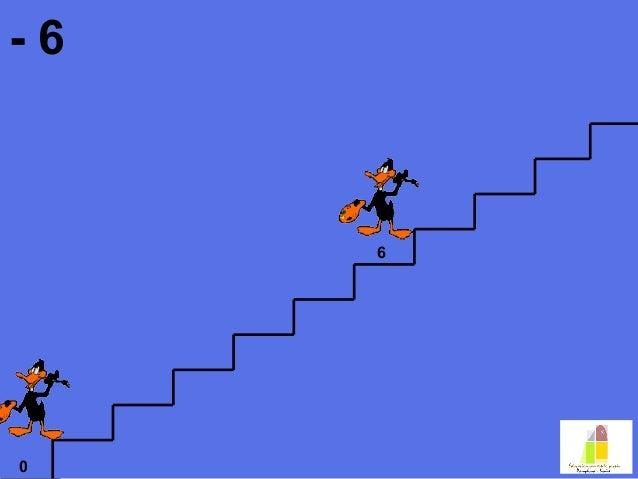 Suben y bajan la escalera hasta 10 for Escaleras que suben y bajan