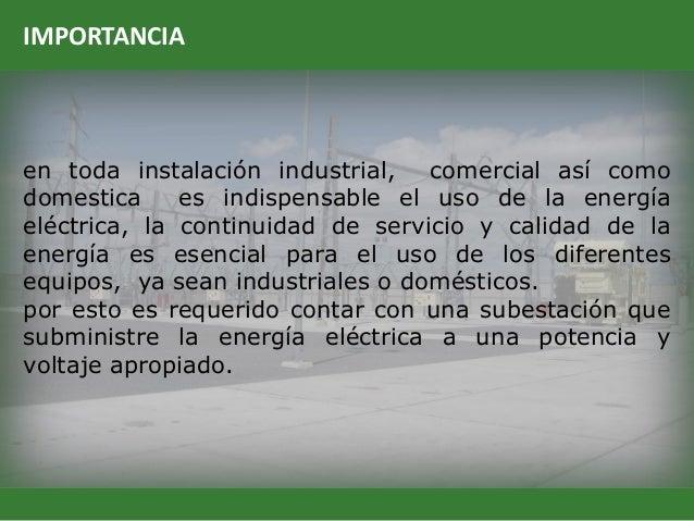 Subestaciones electricas - Instalacion electrica domestica ...