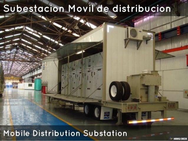 "Subestcicion Movil de distribucion  & » '~32?-Q?  'M,  ii.  ,,  . "" ""W I I L ""t 2     -  :1: gr' firs: -., ..~§v'5  Mobile ..."