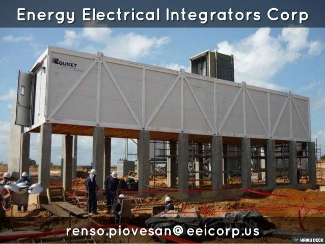"""Energy Electrical Integrators Corp  l . -/  -'_. >"""". .l .  / 'I I .4. ' ,0     f'i""""__/ ,,, -/i l """" '1~ .  W I I '  I r. -...."""