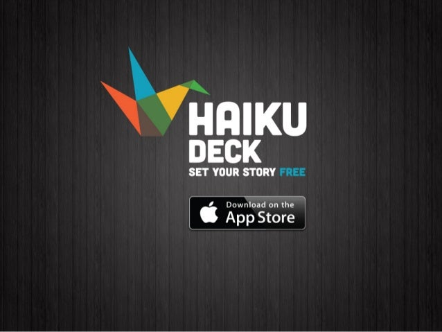 'I'-| nIKu  DECK  SET YOUR STORY FREE  I Download on the ' App Store