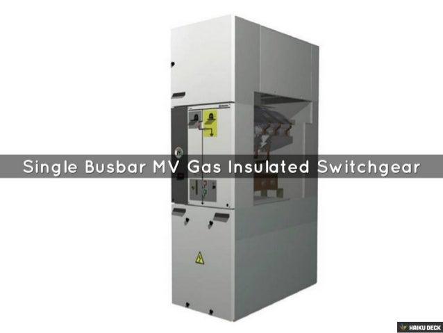 Single Busbar MV _Gps Insulated Switchgear   ii