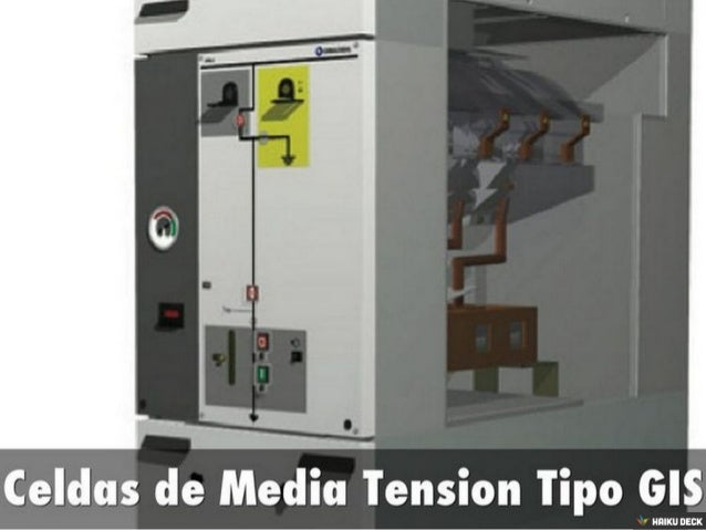 Celclus de Media Tension Tipo