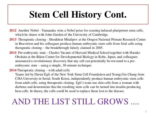an overview of the human pluripotent stem cell research Ability to overcome ethical challenges makes induced pluripotent stem cells most promising segment  depending upon the type of products, the global stem cell market can be divided into adult stem cells, human embryonic stem cells, induced pluripotent stem cells, etc.