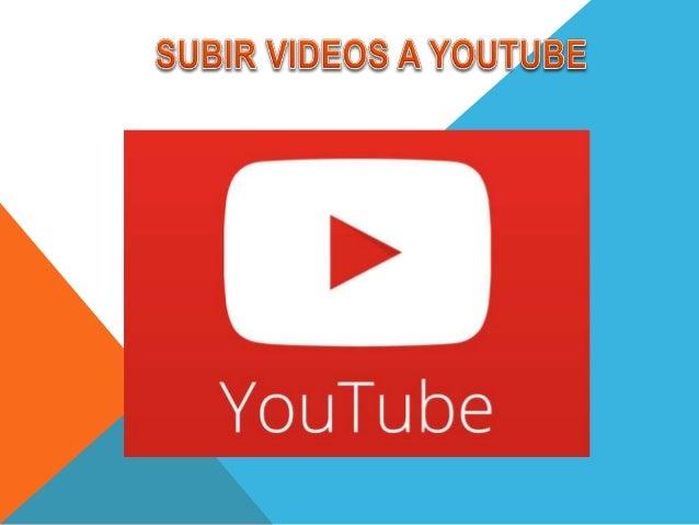 Un canal de YouTube es el nombre que recibe el espacio que se crea cuando un usuario de YouTube sube un vídeo para que otr...