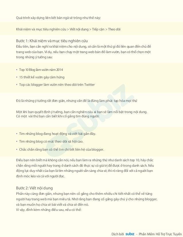 t vài ví d:  • Bình lun  blog  • Các bài vit trên din àn  • Bình lun  s kí tên (Guest book)  • Trang Wiki chnh sa c (ví ...