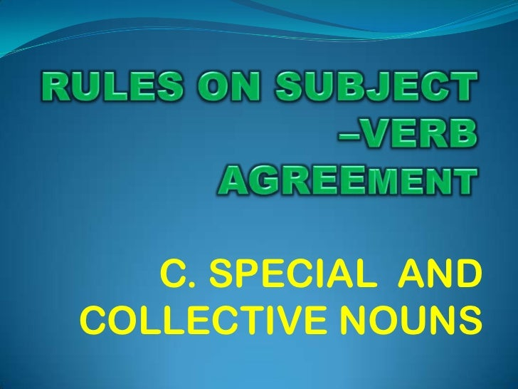 20 Rules Of Subject Verb Agreement Yourdictionary 132887 Aks