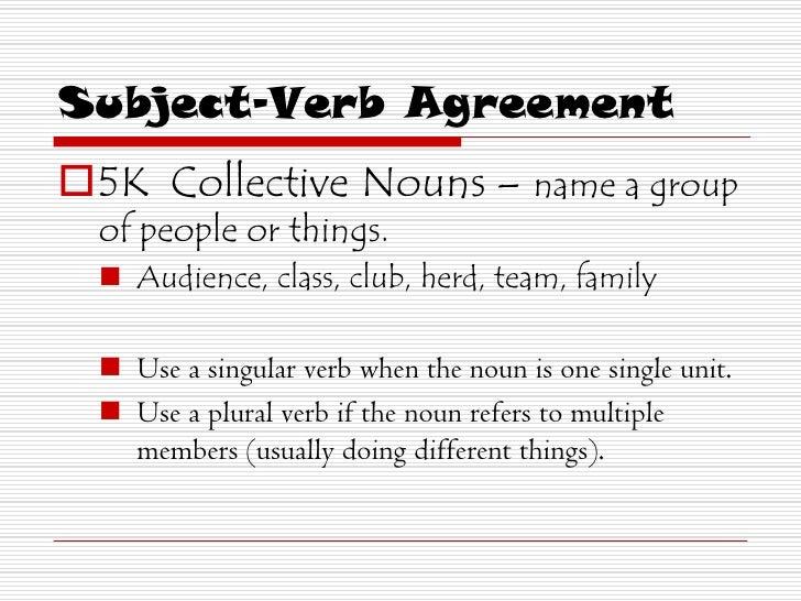 Subject Verb Agreement 2 – Noun Verb Agreement Worksheet