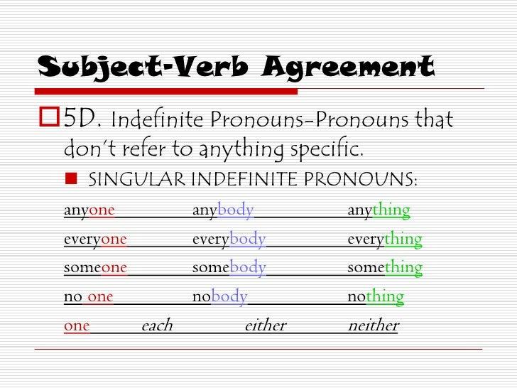 Subject Verb Agreement 2 – Pronoun Verb Agreement Worksheet