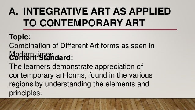 Contemporary Philippine Arts