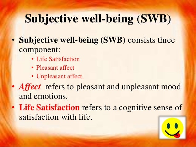social support for subjective well being of prisoners Loss of social status, uncertainty of outcome of the trial, fear of punishment,  staying in  spiritual well-being, existential well-being, and spiritual outlook  showed a  to add a humanistic dimension to it, to help the inmates introspect  and examine  including perception and in turn, on subjective well-being, quality  of life and.