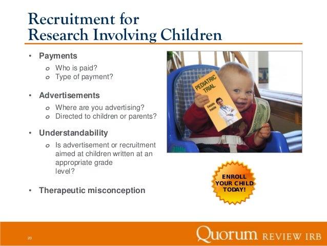 Recruiting and Enrolling Study Subjects - Massachusetts ...