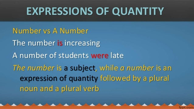 Subject verb agreement number of students were late 71 platinumwayz