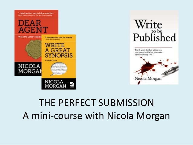 Perfect Submission - part 1 York Festival of Writing 2014