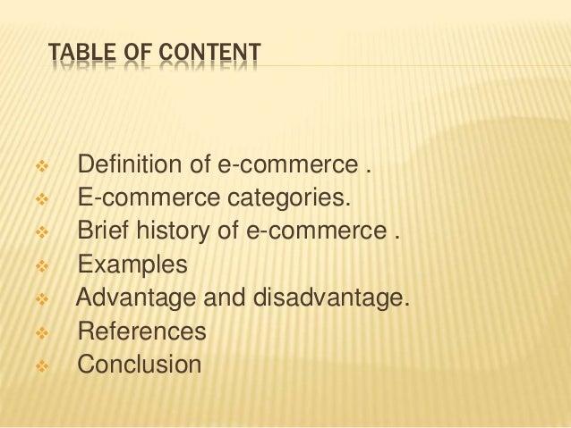 E-COMMERECE Slide 3