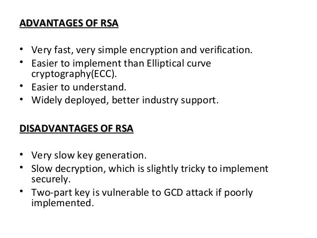 Public Key Cryptography And Rsa Algorithm
