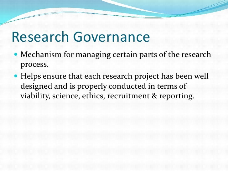 Submitting a research proposal Slide 3