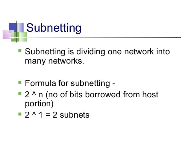 Ip Subnetting Made Easy Pdf