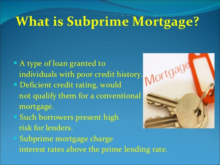countrywide financial the subprime meltdown essay help