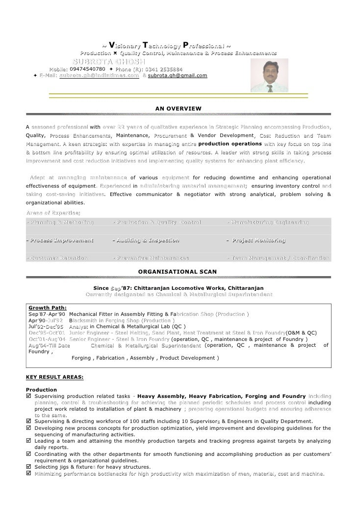 subrota ghosh doc resume