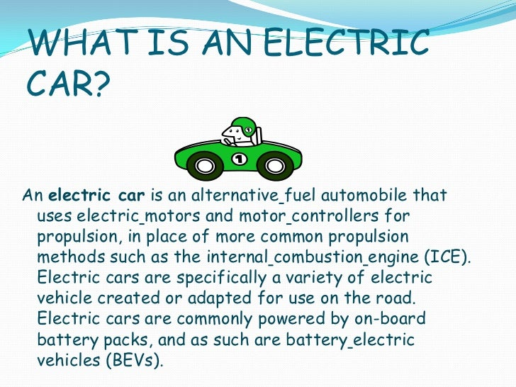 the advantages of using electric vehicles