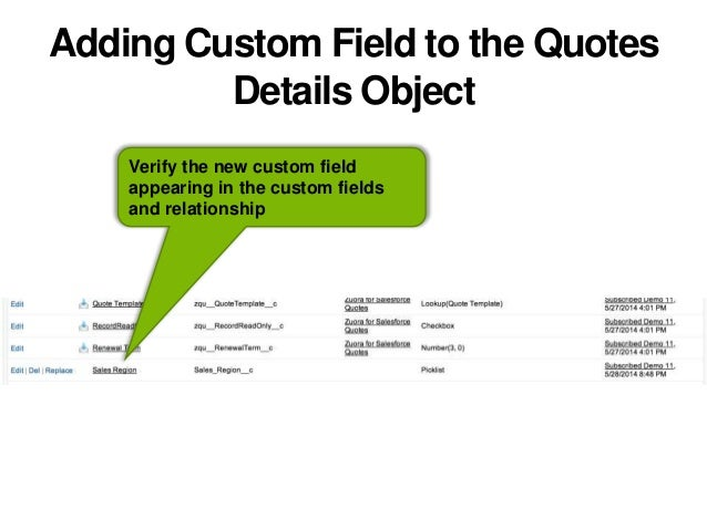 subscribed zuora forsalesforce training -sections 101 & 102, Invoice examples