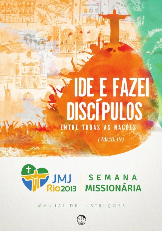 FICHA TÉCNICA    DIRETOR EDITORIAL:    Mons. Jamil Alves de Souza    COORDENAÇÃO:    Padre Carlos Sávio da Costa Ribeiro  ...