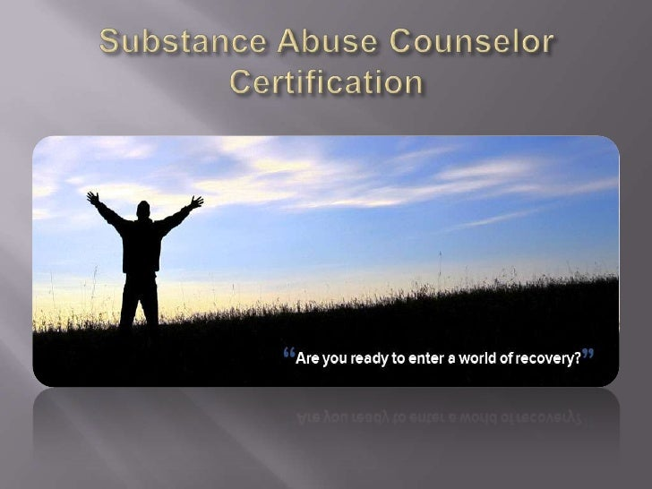 Another career that is very rewarding and indemand today is the substance abusecounselor, they are the ones who determines...