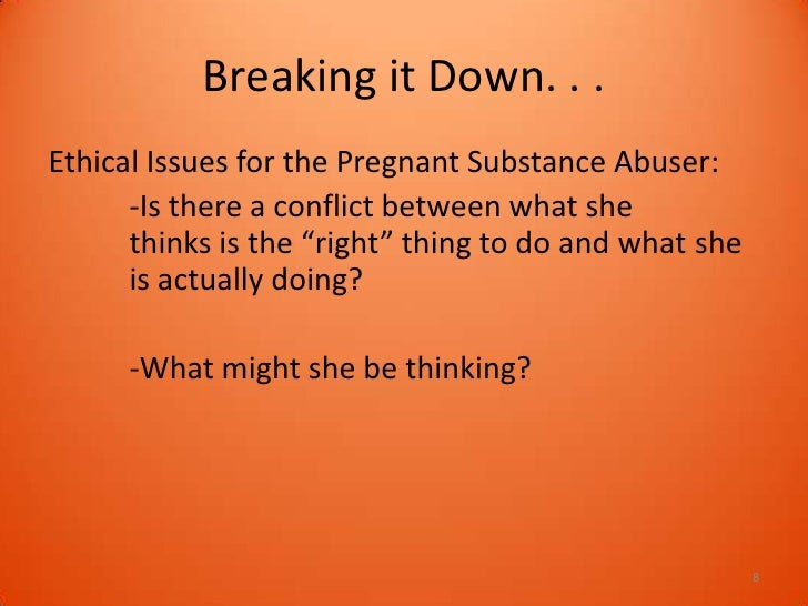 Maternal and Neonatal Effects of Substance Abuse during Pregnancy: Our Ten-year Experience