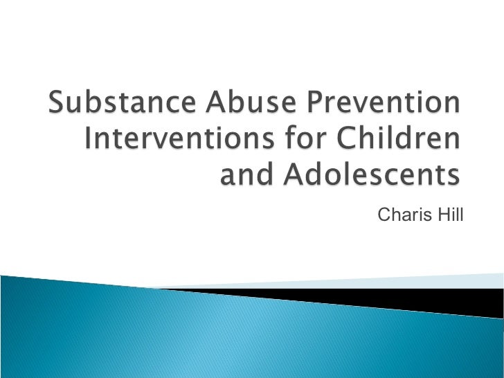 substance abuse and treatment for adolescents Substance abuse interventions for adolescents - find the best drug and alcohol rehab centers.
