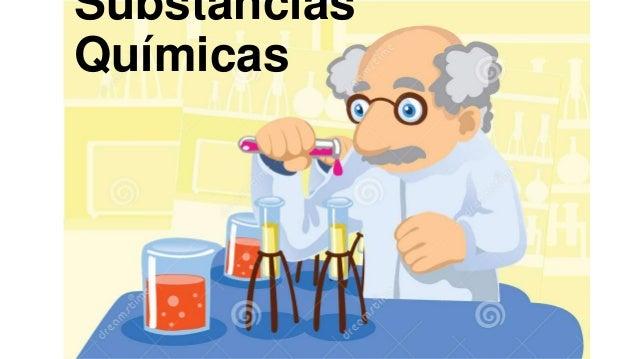Substancias Químicas