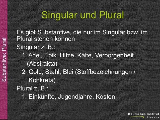 Amazing Singular Und Plural Besitzergreifend Substantive Einer ...